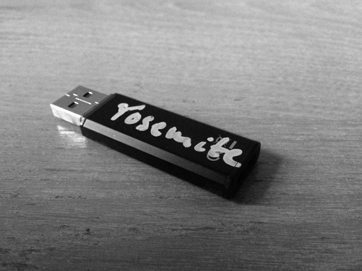 Yosemite USB-Stick