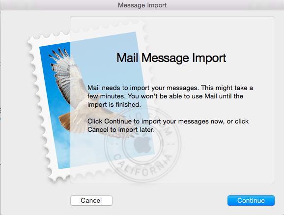 OSX-Tipp 19 – Mail-Daten zurücksetzen