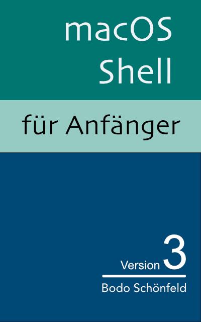 macOS Shell eBook Cover