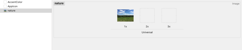 add a picture in XCode